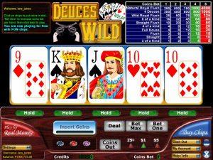 Expert Video Poker Player